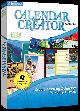 Calendar Creator Deluxe v12.2 - DVD in Sleeve - Windows