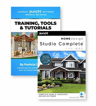 Punch Home Design Studio Complete For Mac V20 Download With Ebook Macintosh