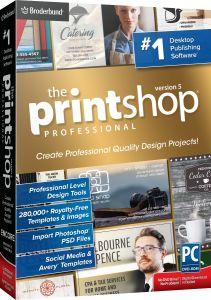 The Print Shop Professional 5.0
