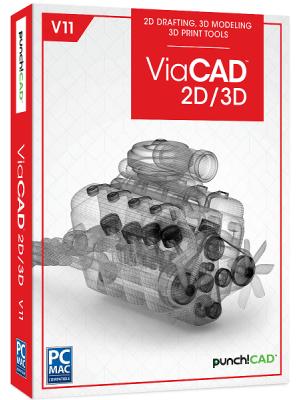 ViaCAD 2D/3D v11 - Download - Windows