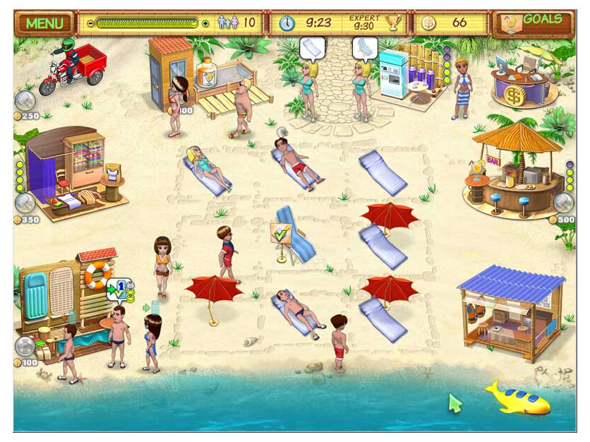 Play! Beach Getaway