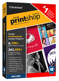 The Print Shop Deluxe 5.0