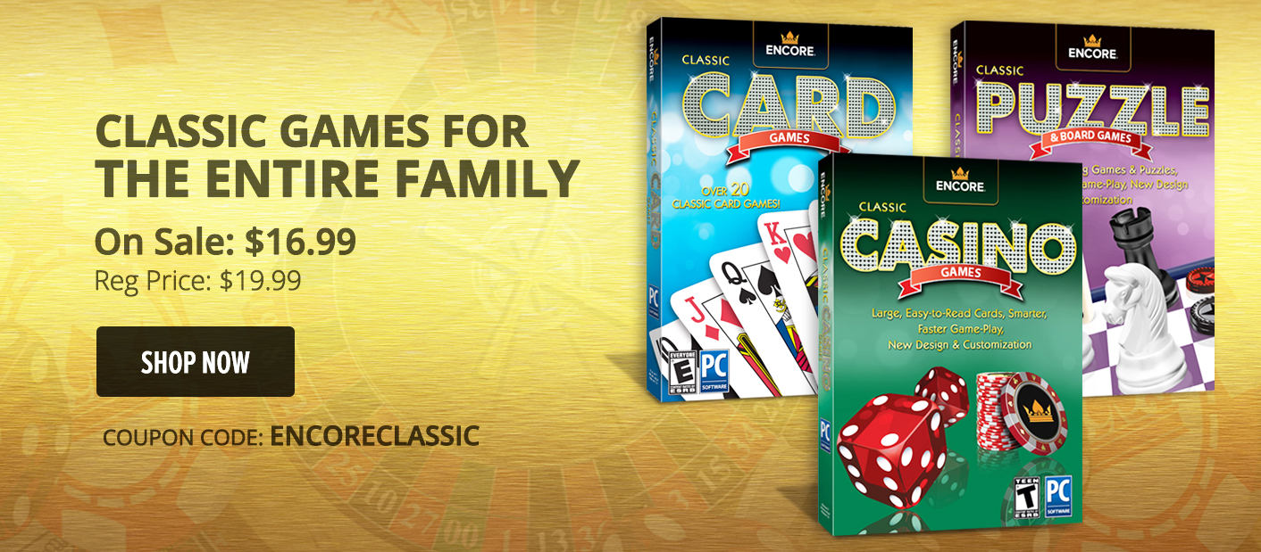 Encore Card  & Casino
