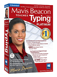 Mavis Beacon Teaches Typing Platinum 20