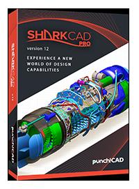 SharkCAD Pro v12