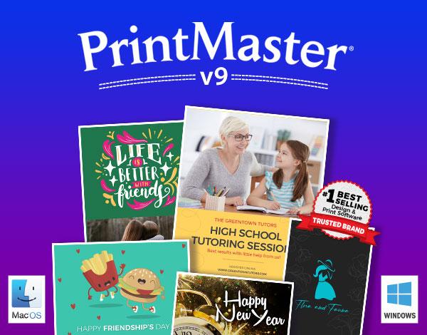 PrintMaster v9