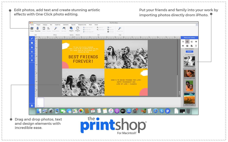 The Print Shop for Macintosh