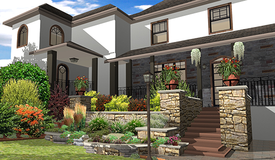 Punch Software Landscape design