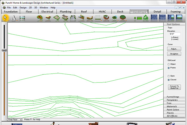 Site Planner and Topo Tools