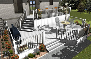 Deck and Patio Templates