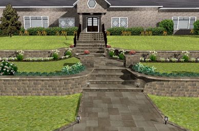 Punch Software Hardscapes